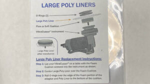 Large Polyliners Bulk Package 50-2″